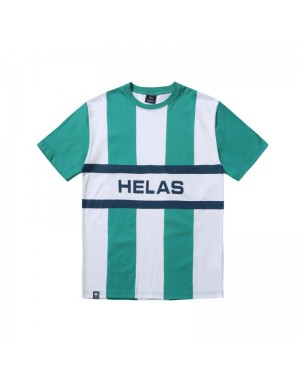 H21 HELAS DA BRAT TEE GREEN