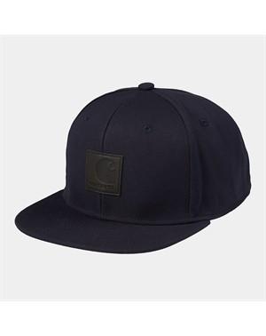 H21 CARHARTT LOGO CAP DARK...