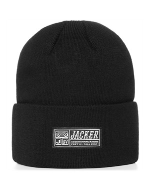 H21 JACKER GMK BEANIE BLACK