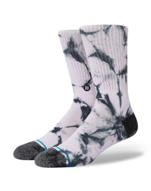 H20 STANCE SOCKS BURNOUT 2...
