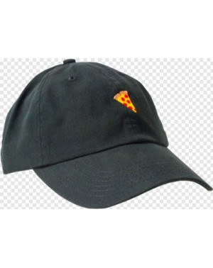 E21 PIZZA CAP EMOJI BLACK