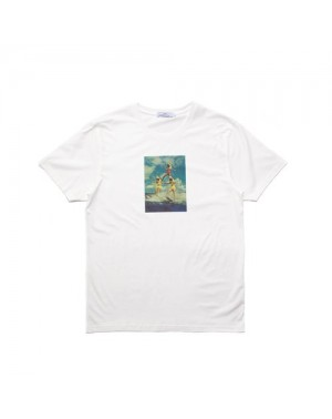 H20 OLOW TEE REQUIQUIN WHITE