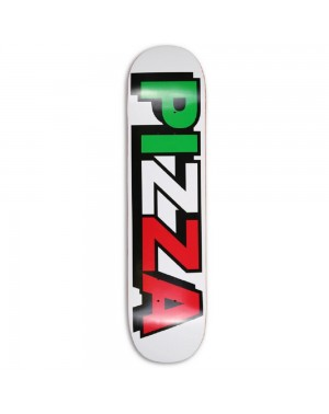 E21 PIZZA DECK TRI LOGO 8.125