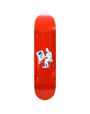 E21 POLAR DECK PAINTER RED...