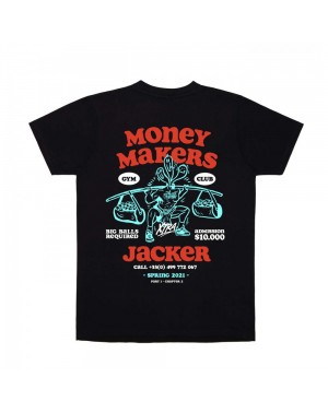 E21 JACKER T SHIRT MONEY...